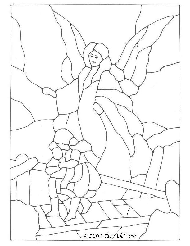 Stained Glass Patterns For FREE Glass Pattern 311