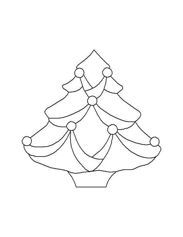 Free Printable Christmas Stained Glass Patterns